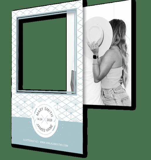 Photo Booth custom overlay