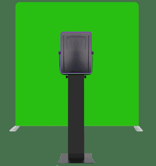 green screen backdrop