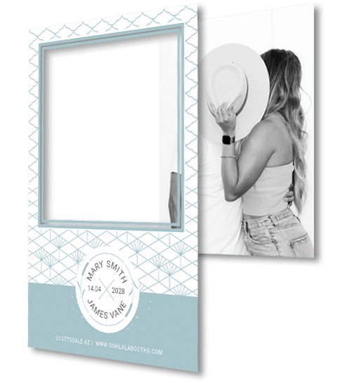 Photo Booth Custom Design Layout